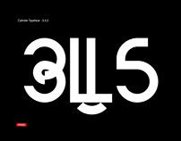 Cylinder Typeface™ Free
