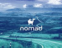 Nomad Logo Design