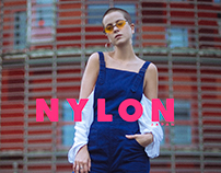 SNAP: BARCELONA for NYLON.JP