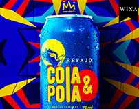 Cola & Pola / BRAND IDENTITY REDESIGN