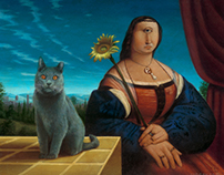 Il gatto di Maddalena