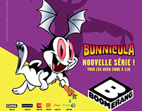 Bunnicula Launch FR