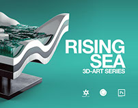 RISING SEA - 3D-Art Series