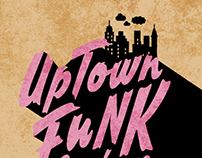 Uptown Funk! Poster