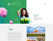 Site - Flores da Terra