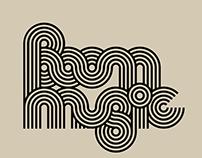 Boom Music - Branding, VI, Logo