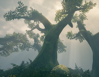UE4 - Tree Visualization