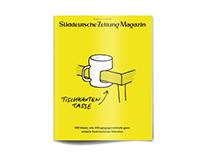 Everyday Objects - Süddeutschte Magazin