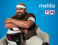 Melita - TSN campaign