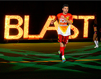 Baltimore Blast 2013/14 Kit