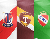 Equipos del fútbol peruano - Liga 3 - Parte 1