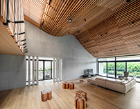 Penghu House in Taiwan by XRANGE Architects