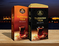 TURKISH TEA PACKING