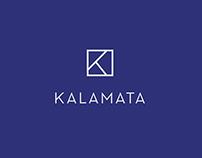KALAMATA Restaurant Branding