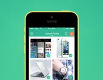 Instabuy iPhone App