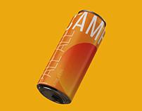 Beer label concept | Campeche Beer