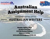 Australian Assignment Help Service Online