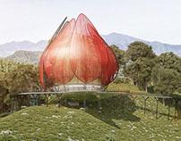 Qingdao Horticulture Expo Pavillion 2014