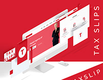 TaxSlips UI Re Designing