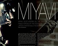 Miyavi 2 page Spread