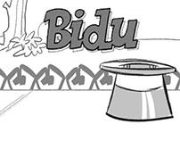 BIDU - Storyboard ' Turma da Monica '