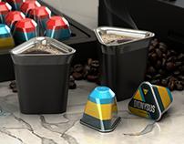 CoffeeVreak - Olympus serie