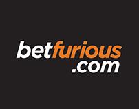 betfurious.com LOGO & UI DESIGN