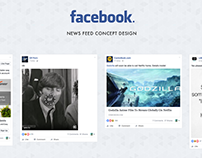 Facebook News Feed Reimagined