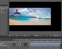 AGP - Week 6 Animation in Adobe AfterEffects