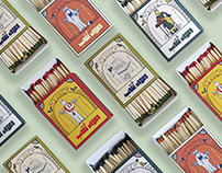 Egyptian safety matches