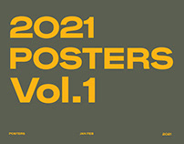 2021 Posters Vol.1