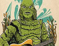 Monster's Guitars