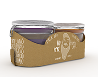 TÍO PERE - 3D Packaging