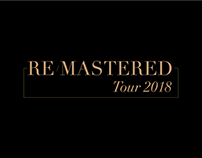 RE MASTERED TOUR 2018 Video evidence