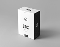 Box Mock-up 2
