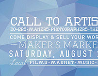 Call to Artists Flyer