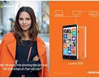 Nokia - Ra mắt sản phẩm Nokia 930