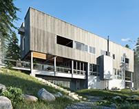 Bridge House _Mackay-Lyons Sweetapple Architects