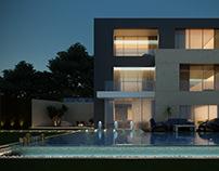Modern Private Villa   Architectural Design.