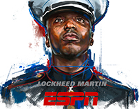Armed Forces Bowl Campaign - ESPN / Lockheed Martin