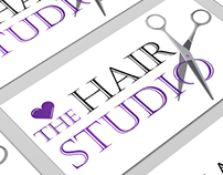 Logo Design - The Hair Studio