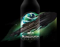 Oumuamua Milk Stout