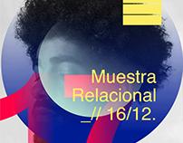 Relacional_ Afiche