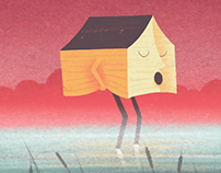 Home - Various Illustrations - Fall 2016
