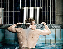 Swimming - Paul Biedermann / Arena