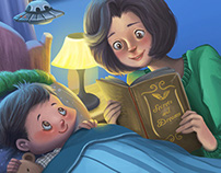sleepyhead kid book