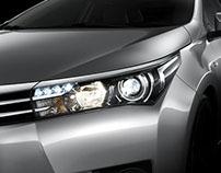 Toyota - Corolla 2015