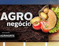 Campanha | AGRONEGÓCIO - Está presente na nossa vida