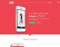 Gotags PSD design & HTML Convert