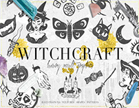FREE WITCHCRAFT & MAGIC GRAPHICS
